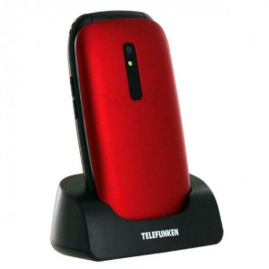 Telefunken TM220 Cosi Red