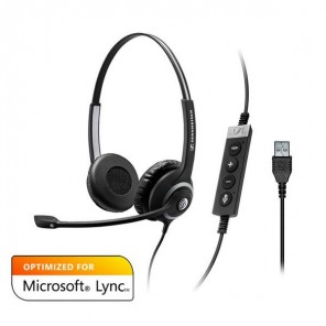 Sennheiser Circle SC260 DUO USB II - Skype for Business