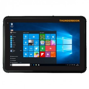 "Tablet Thunderbook TITAN W100 - T1020G de 10"" - Windows 10 Home"