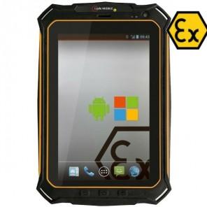 Tablet i.Safe IS910.2 NFC, Atex com câmara - Android 8