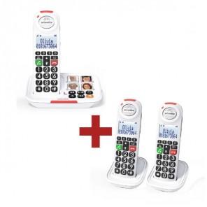 Swissvoice Xtra 2155 + 2 terminais