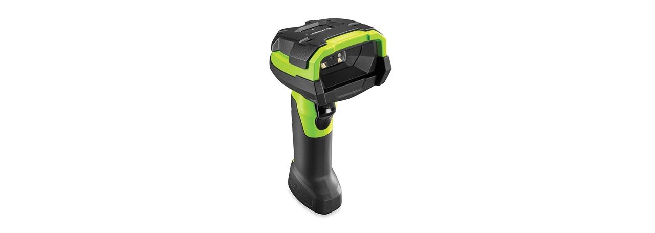 Zebra DS3678-HP 1D/2D Laser Preto, Verde Handheld bar code reader