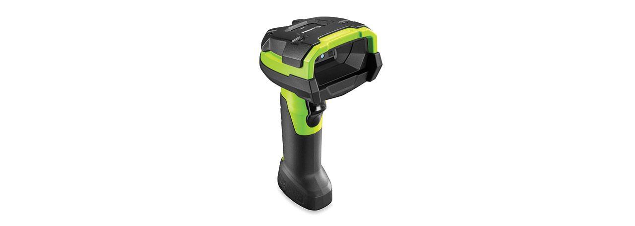 Zebra DS3678-SR 1D/2D LED Preto, Verde Handheld bar code reader