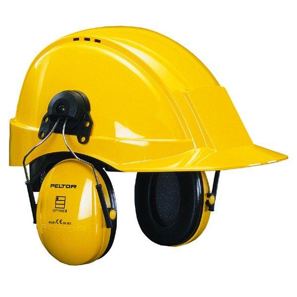 3M Peltor Optime I - Versão capacete