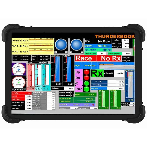 Thunderbook Goliath A100 - Android 7 - LTE