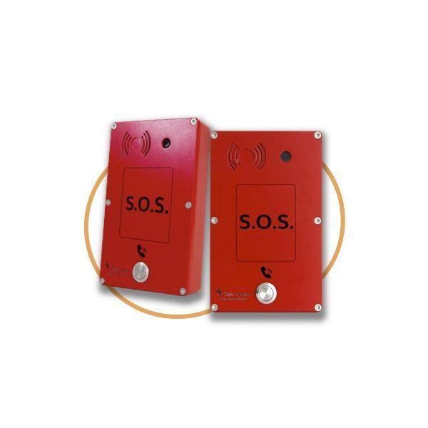Intercomunicador Ciser Panphone C006-R