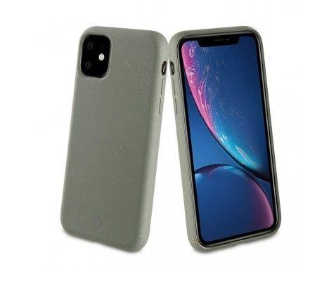 Capa protetora Muvit para Apple iPhone 11 - Bambootek Moss