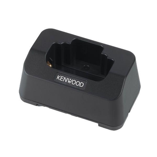 Carregador de mesa para base portátil e transceptores Kenwood WD-K10