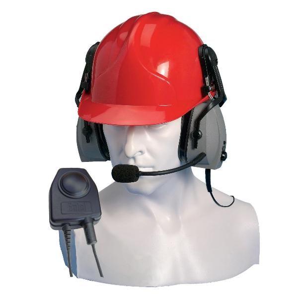 Entel CHP750D Protetor auditivo com micro para a serie HT - Capacete