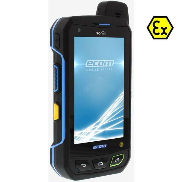 Ecom Smart EX - Câmara ATEX