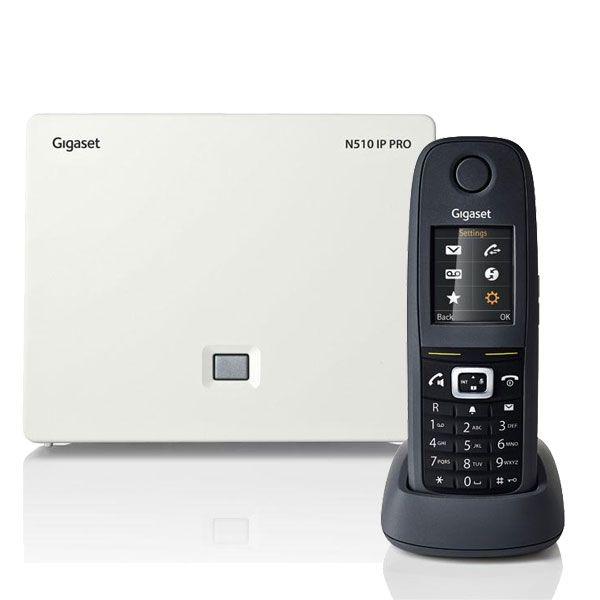 Pack Gigaset N510 IP + Gigaset R650H Pro