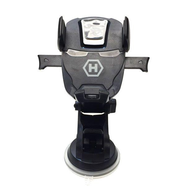 Suporte de carro para telemóvel Hammer