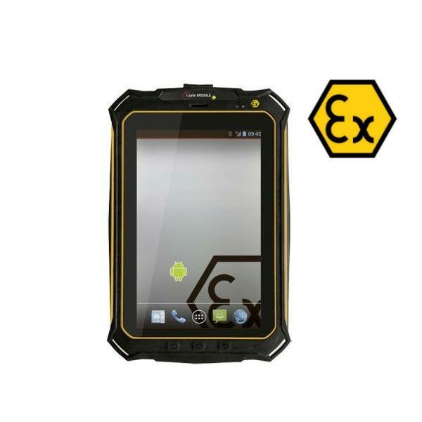 Tablet i.Safe IS910.1.NFC - Atex sem câmara
