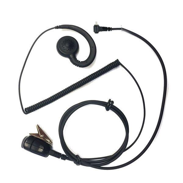 Kit auricular higiénico conexão Dynascan 1D / Vertex