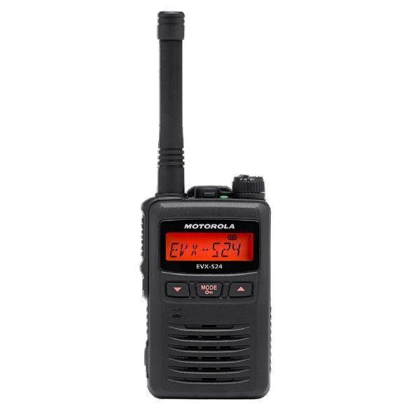 Motorola EVX-S24 - Preto