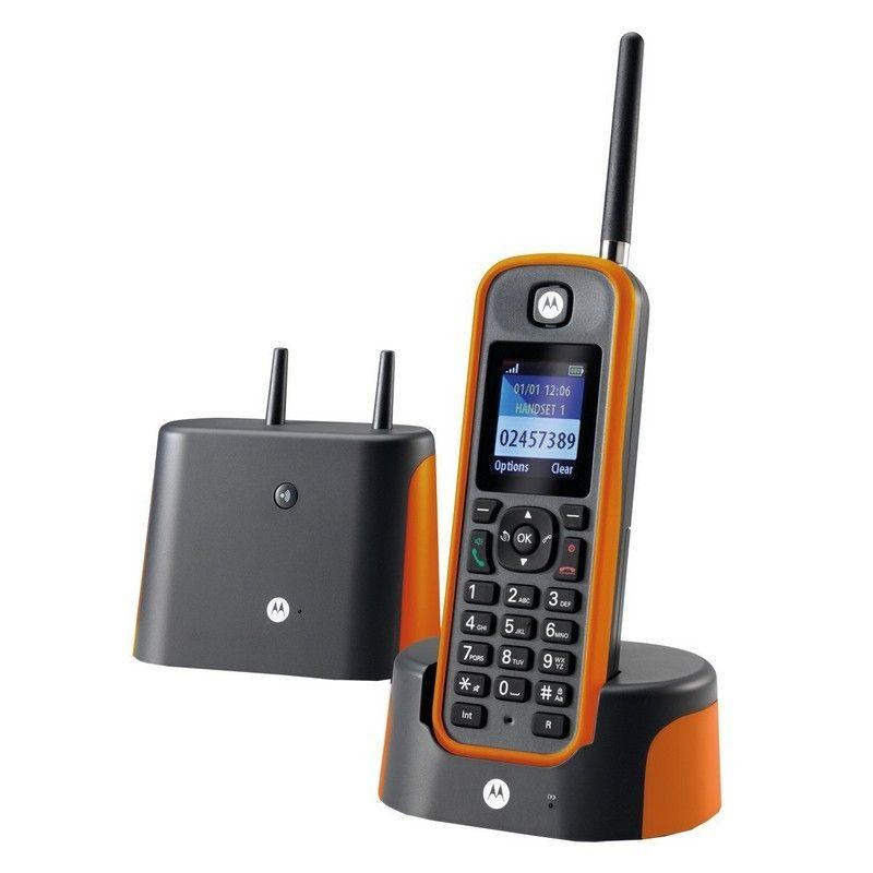 Motorola O201 Laranja