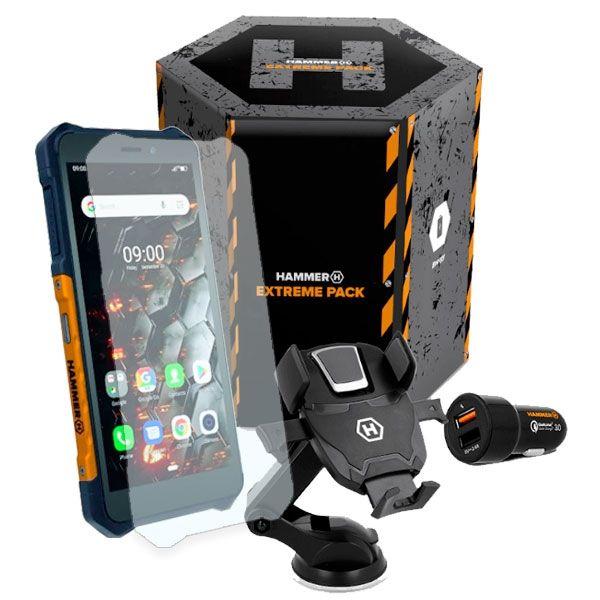 Hammer Extreme Pack Iron 3 LTE  - Black Orange