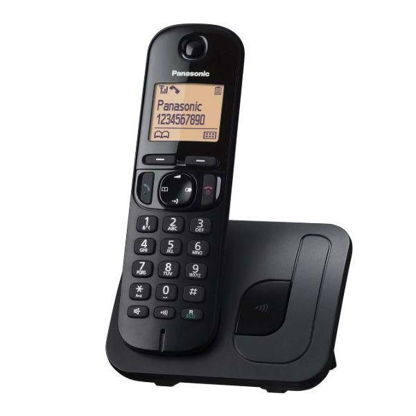 Panasonic KX-TGC210 - Preto