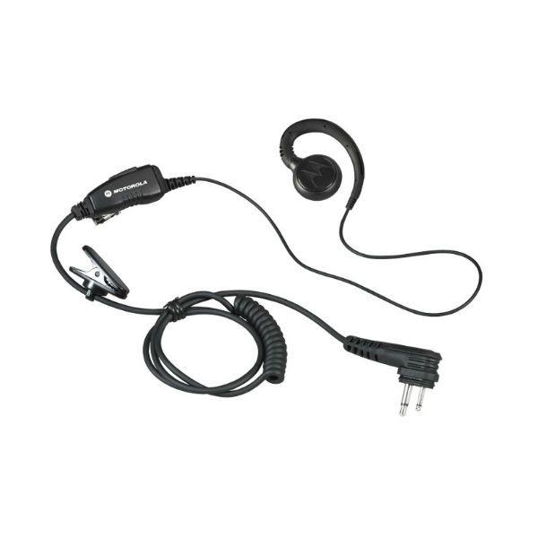 Kit mãos livres contorno de orelha para Motorola Series XT