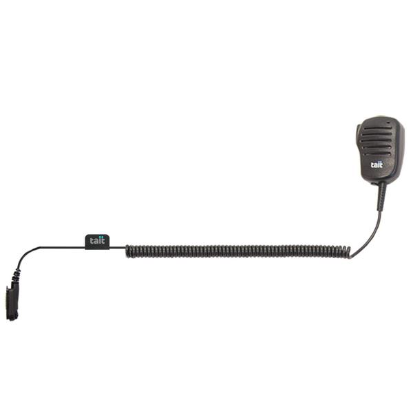 Microfone de altavoz para walkie-talkies Tait