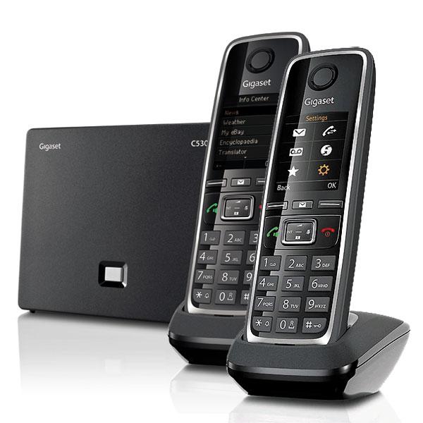 Telefones sem fios IP
