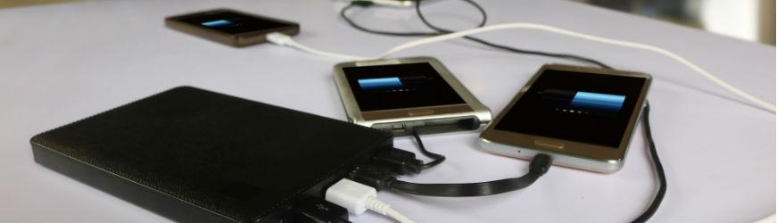 Acessórios para comunciações móveis
