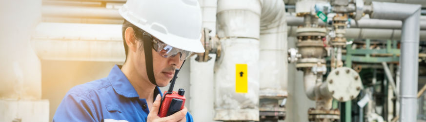 Walkie talkies - ATEX