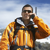 Outdoor: Walkie talkies para ar livre