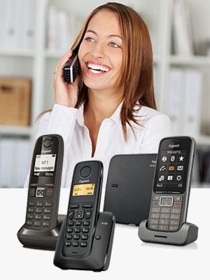 Telefones sem fios