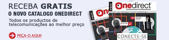Receba gratis o novo Catalogo Onedirect