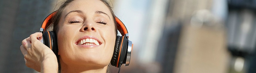 Headsets - Desporto e Multimedia