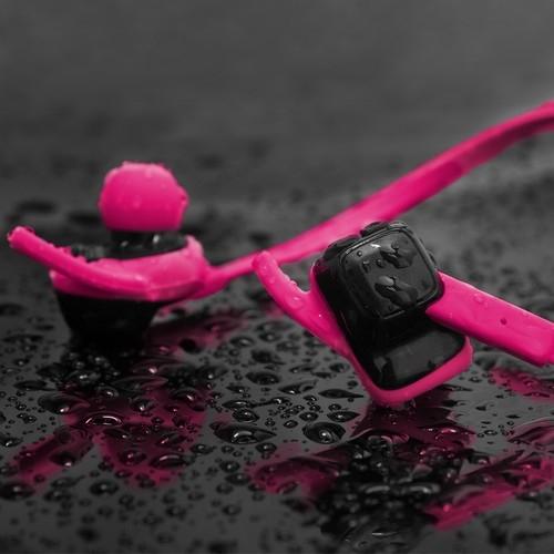 Auriculares BeatING - Rosa