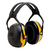 Auriculares protetores sonoros