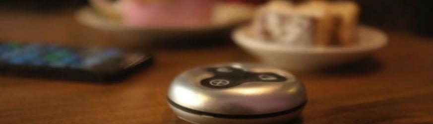 Botões de chamada - cliente ou funcionário