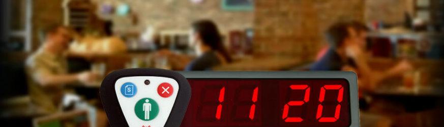 Visor LED - Sistema de chamada