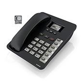 Telefone de mesa GSM
