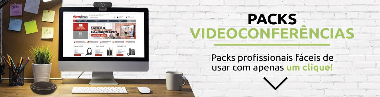 Packs exclusivos para as suas videoconferências