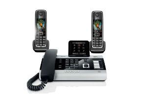 Central telefónica multilinha