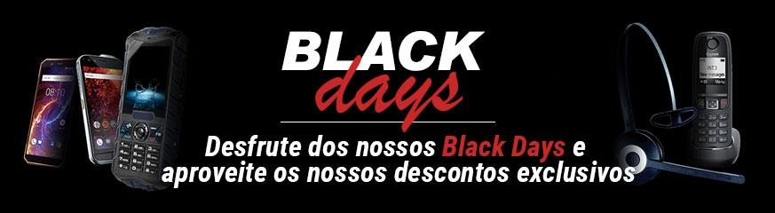 Desfrute dos nossos Black days e aproveite os nossos descontos exclusivos
