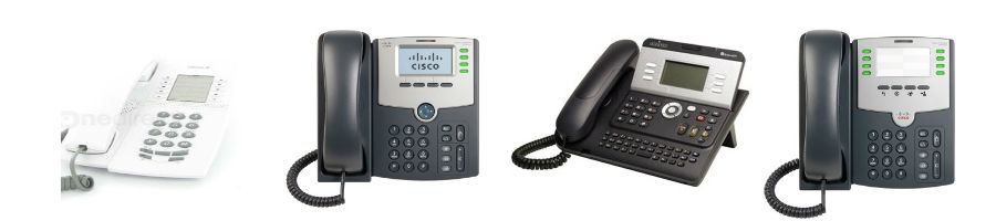 Telefone protocolo SIP proprietário