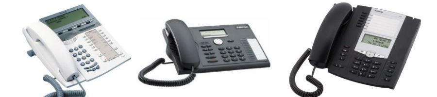 Telefones para central Mitel