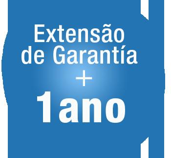 GARANTIA EXTENSÃO GARANTIA 1 ANO