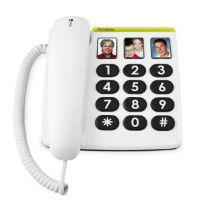 Telefones teclas grandes