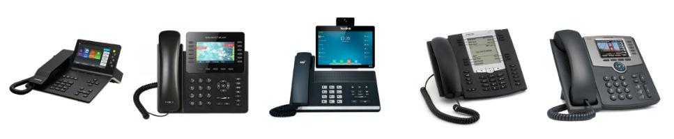 Telefones VoIP SIP Livre