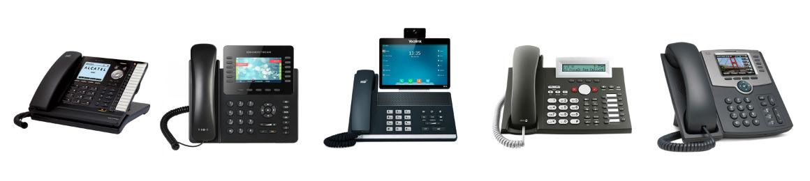 Telefones VoIP