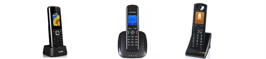 Terminal adicional sem fios VoIP