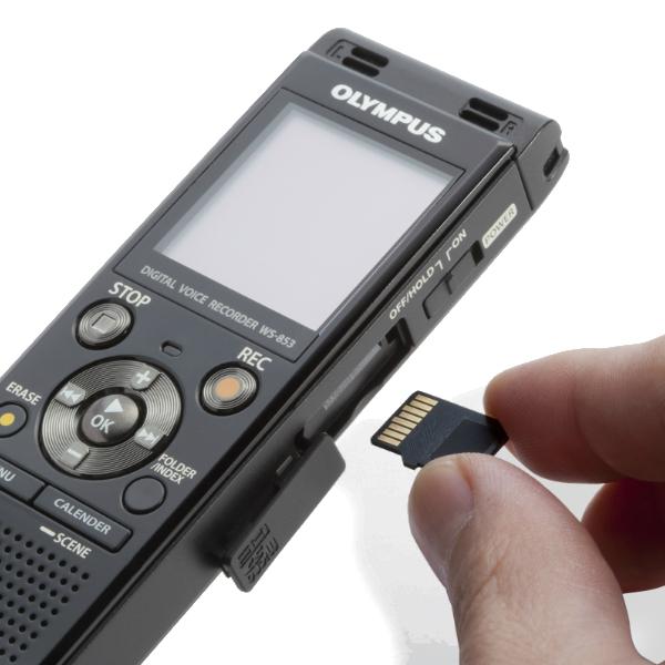 gravador Olympus WS-853